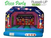 BOUNCY CASTLE HIRE/ POPCORN & CANDY FLOSS/SLUSH MACHINES/PHOTO BOOTHS AND MUCH MORE