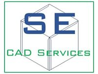 SE CAD services - 2D AutoCAD Online Training. Other CAD services available