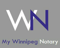 Winnipeg Notary Public   Quality Service   204-515-3422