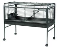 Large cage for small pets--Rabbits