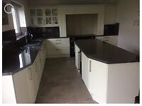 Worktop for kitchen - Spectra Stone Spark Gloss Quartz 40mm