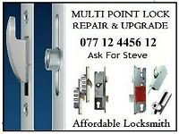 UPVC Door Repairs - A Trusted Trader - You don't need a new door!