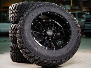 RIM AND TIRE PACKAGES STARTING AT 499.99