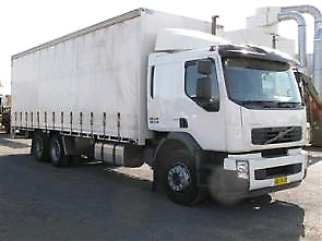 Hr truck driver required