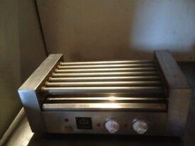 Rotating Hot Dog Machine 13 amp
