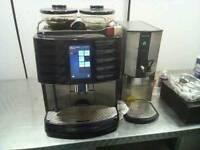 Bean to cup machine by schaerer
