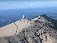 Neil and Kevin fto Conquer Mont Ventoux and raise funds for 7th Heaven's animals