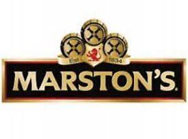 Head Chef Marstons