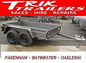8x5 tandem box trailer Pakenham Cardinia Area Preview