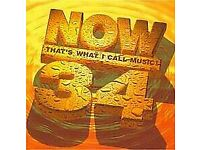 NOW THATS WHAT I CALL MUSIC 34