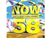 NOW THATS WHAT I CALL MUSIC: 58