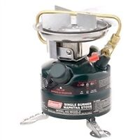 Coleman backpacking stove