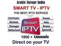 Smart IPTV for smart tv Samsung & LG / Mag 250 / Mag 254 / kodi tv box