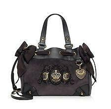 54bfe494e54793 Juicy Couture Velour Daydreamer Handbag