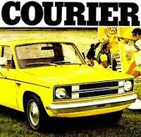1978 Ford Courier RARE TRUCK WITH CHARACTER