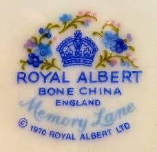 Memory Lane Royal Albert Bone China for sale Kingston Kingston Area image 2
