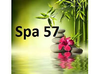Massage & Other Therapies @ Spa57