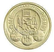 Cardiff Pound Coin