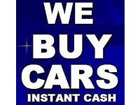 WANTED WE BUY ANY CAR VANS TRUCK DAMAGED MOT FAILURE SCRAP NO MOT NON RUNNER NO LOG BOOK NO KEYS