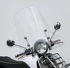 Vespa GT200 Full Size Windscreen