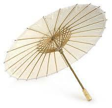 White parasol for weddding Downtown-West End Greater Vancouver Area image 2