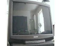 sony tv WANTED CRT