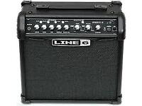 Line 6 amplifier