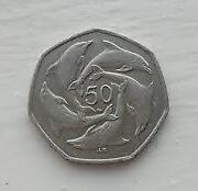 Gibraltar 50p