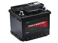 Trade Club 096 Car battery 12V - 3 year warranty for sale  Fishponds, Bristol