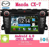 mazda cx7 android