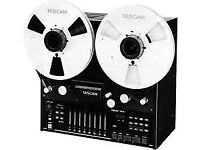 TASCAM Vintage 8 Track Analogue Recorder