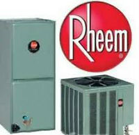 Heating, cooling and HVAC inspection