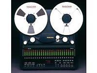 Analogue VINTAGE - Tascam Recorder - 24 track Reel to Reel