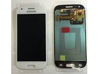Full LCD Screen for Samsung Galaxy Ace4 Mobile in White with a free Basic tool kit