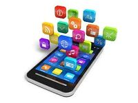 Mobile App Development Internship
