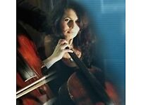 cello/piano/keyboard teacher/lessons in London (pianist/cellist/accompanist/tuition) - all ages