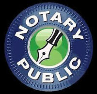 Notary Public & Commissioner of Oaths Services