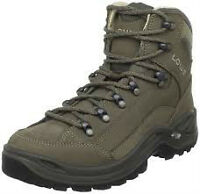 New in Box Lowa Renegade Leather Lined Mid Womens