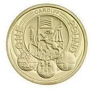Capital Cities £1 Coin