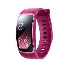 Feature Packed Samsung Gear Fit 2 Pink S * Brand New, Never been Opened *