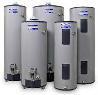 HOT WATER HEATER. AVOID A  FLOOD.  ON DEMAND TANKLESS. POWER VEN