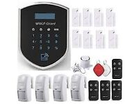 Wireless Alarm with Autoodialer