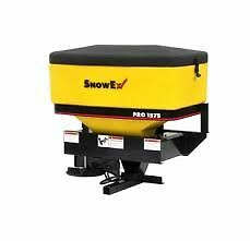 Commercial Lawn equipment & tailgate salt spreader for sale  min