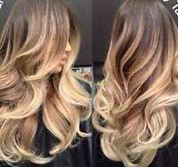 ombre hair color only for 50$ !!!!!!!!!