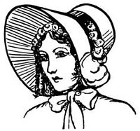 19th Century Bonnet