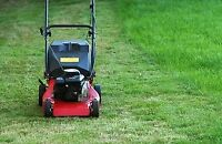 LAWN MOWING AND YARD WORK STARTING AT $30