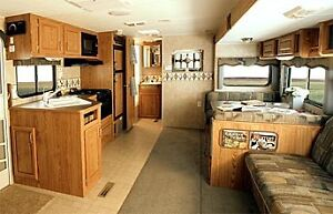 Fleetwood Terry 32 Bunkhouse Travel Trailer