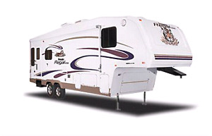 '05 Fleetwood Prowler 5th wheel.