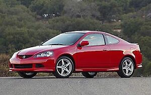 I'm Looking For An Acura RSX Type-S