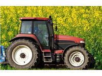 EXPERIENCED FARM WORKER AND TRACTOR DRIVER REQUIRED